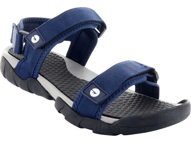 3c42978b Hi-Tec Cancun Sandals Men navy/grey at Addnature.co.uk